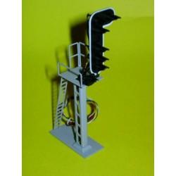 SIGNAL CABLE 6 FEUX - RALENTISSEMENT-CARRE