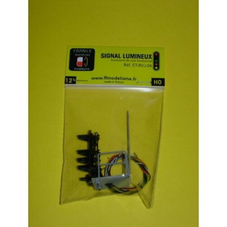 SIGNAL CABLE 4 FEUX - CARRE