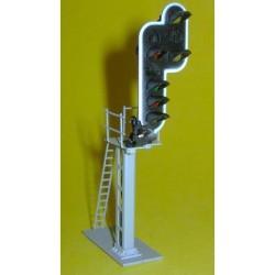 SIGNAL CABLE 6 FEUX - RAPPEL RALENTISSEMENT-CARRE