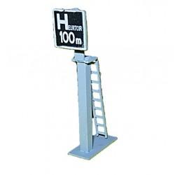 SIGNAL HEURTOIR à 100m