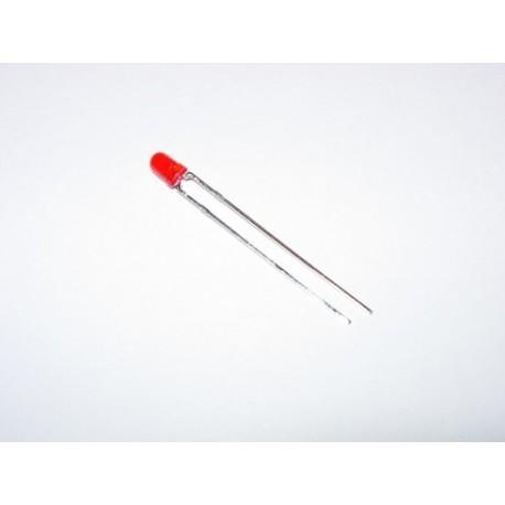 LED Rouges 3mm (Sachet de 2)